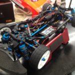 待ちに待ったTB-05をレースに向けて最終調整!!M-07もちょっと強化しました(`・ω・´)