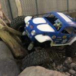 【RC】タイヤがでっかくなっちゃったCC-01でクローラーを楽しむのです(/・ω・)/